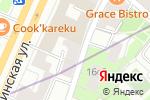 Схема проезда до компании Zyб & Co в Москве
