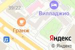 Схема проезда до компании Nord в Москве