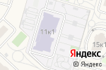 Схема проезда до компании Город детства в Дрожжино