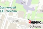 Схема проезда до компании НАСДФР в Москве
