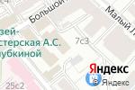Схема проезда до компании 4 Estate в Москве