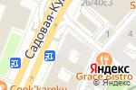 Схема проезда до компании Банк Жилищного Финансирования в Москве
