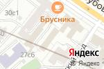 Схема проезда до компании Вестелком в Москве