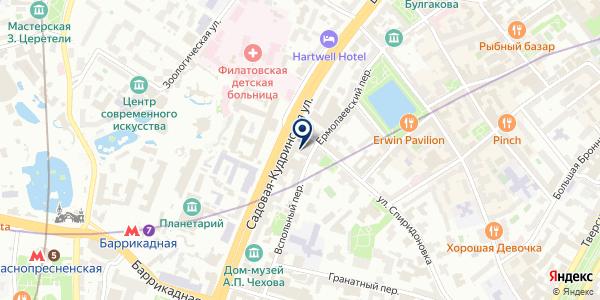 АГРОПРОМЫШЛЕННЫЙ СТРОИТЕЛЬНЫЙ БАНК на карте Москве