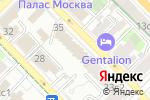 Схема проезда до компании Альма Матер Консалт в Москве