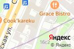 Схема проезда до компании Нефтепромбанк в Москве