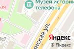 Схема проезда до компании Кредо в Москве