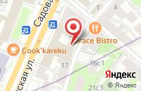 Схема проезда до компании Энергомонолитмонтаж в Москве