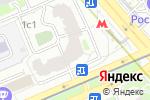 Схема проезда до компании Bugi Vugi Shop в Москве