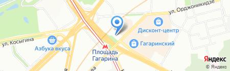 Банкомат Лето Банк на карте Москвы