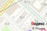 Схема проезда до компании КИТ-МЕД в Москве