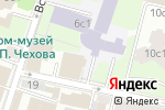 Схема проезда до компании Tango Street в Москве