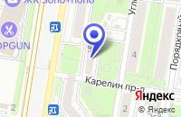 Схема проезда до компании НПФ МОДУС-Н в Москве