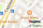 Схема проезда до компании Протос Консалтинг в Москве