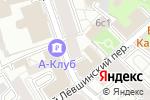 Схема проезда до компании Домик быта в Москве
