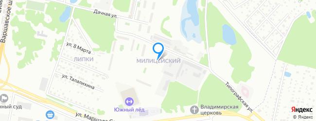 посёлок Милицейский
