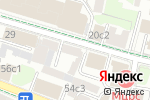Схема проезда до компании мАрт в Москве