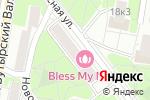 Схема проезда до компании ФРИО в Москве