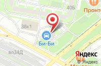 Схема проезда до компании Комплекс в Москве
