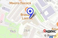 Схема проезда до компании НПО ХИМПРОТЕКС в Москве