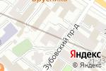 Схема проезда до компании Ижорская трубная компания в Москве