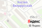 Схема проезда до компании Weapontuning.ru в Москве