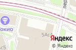 Схема проезда до компании De-parfum в Москве