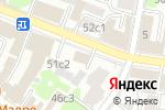 Схема проезда до компании Посольство Республики Танзания в г. Москве в Москве