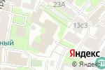 Схема проезда до компании Посольство Монголии в г. Москве в Москве