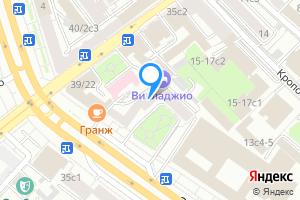 Сдается комната в двухкомнатной квартире в Москве м. Парк культуры, Зубовский бульвар, 16-20