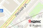 Схема проезда до компании Креде Эксперто в Москве