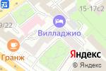 Схема проезда до компании Мурмулет в Москве