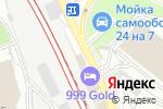 Схема проезда до компании Восточное бистро в Москве