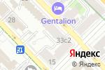 Схема проезда до компании Евросистемс в Москве