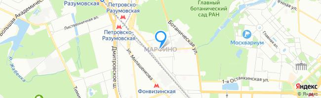 район Марфино