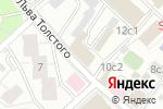 Схема проезда до компании Среди своих в Москве