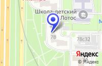 Схема проезда до компании ЛОМБАРД ДИАПАЗОН в Москве