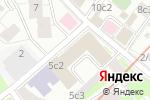 Схема проезда до компании Содействие Развитию Взаимного Кредитования в Москве