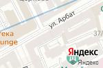 Схема проезда до компании Amber в Москве