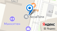 Компания PhotoCity на карте