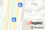 Схема проезда до компании 2К в Москве