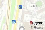 Схема проезда до компании Служба эксплуатации общественных и промышленных зданий в Москве