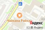 Схема проезда до компании ВЭЛКА в Москве
