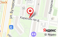 Схема проезда до компании Медиа Лэнд в Москве