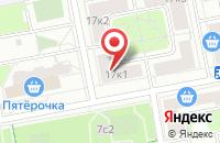 Схема проезда до компании Детская стоматологическая поликлиника №39 в Москве