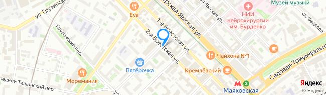 улица Брестская 2-я