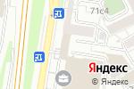 Схема проезда до компании Главный бухгалтер в Москве
