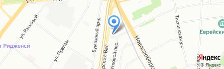 Корельский Ищук Астафьев и партнеры на карте Москвы