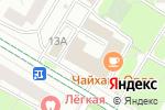 Схема проезда до компании Gresia в Москве