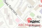 Схема проезда до компании Третьяков в Москве